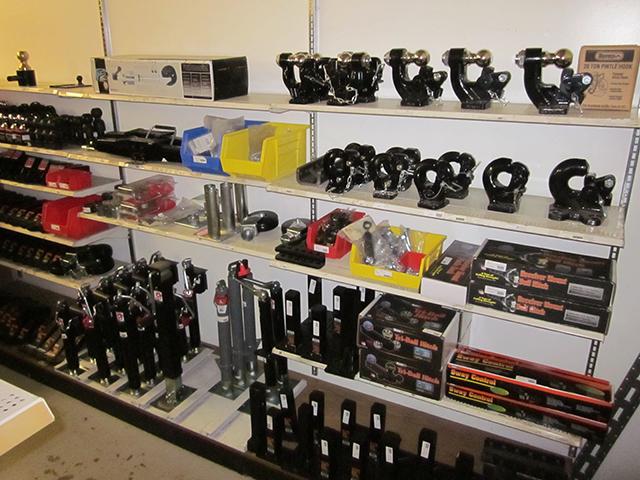Eastern Kansas Trailer Parts Amp Steel Sales Utility