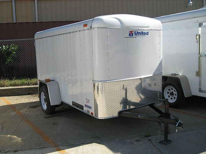 Atlas Specialty Trailer Enclosed Trailers Stocked At Eagle