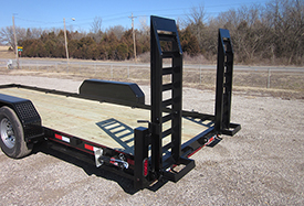 Eagle Low Profile Trailer
